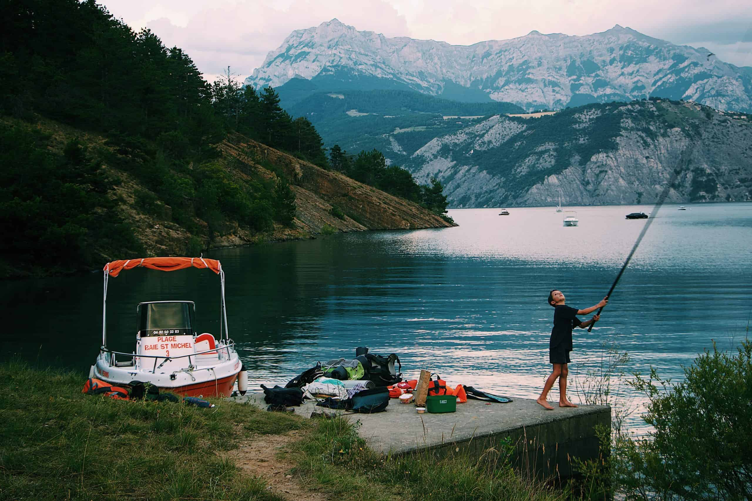 Tips For Choosing The Right Fishing Rod